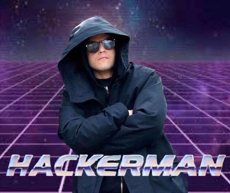 hackerman GIF